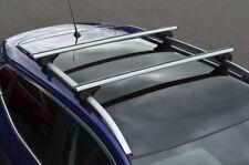 Barras Cruzadas Para Rieles Techo para adaptarse a Volkswagen Touareg (2011+) 100 kg Con Cerradura