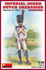 MINIART #16018  Imperial Guard Dutch Grenadier Figur in 1:16