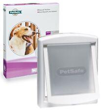 NEW PETSAFE STAYWELL DOG DOOR & CAT FLAP SMALL 715 MEDIUM 740 LARGE 760 z