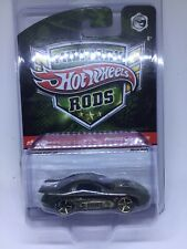 Hot Wheels 2009 Military Rods #5 Pontiac Firebird Excellent W Protector
