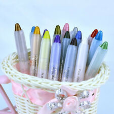 Shimmer Lip liner Eye Shadow Pencil Long Lasting Makeup Beauty Highlight Pen New