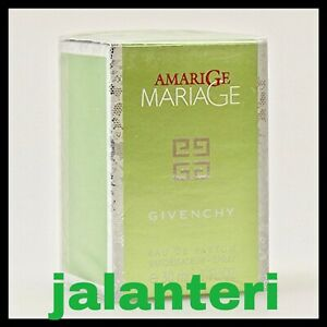 Givenchy Amarige Mariage - 1oz / 30ml  Eau de Parfum Spray New Sealed Box
