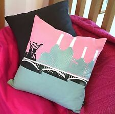 Battersea Power Station cushion cover