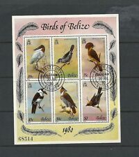 Block British Honduras Stamps (Pre-1973)