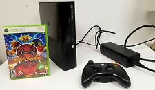 Microsoft Xbox 360 E 500 GB With controller and Shadow Warriors