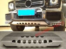 Mercedes Benz W463 G class G63 GUARD SKID PLATE for front bumper (4x4 style)