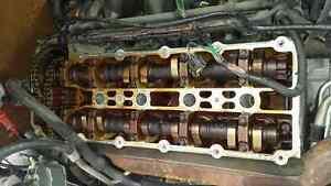 JAGUAR XJ8 XJ8L VANDEN PLAS 1999 2000 2001 2002 2003 ENGINE CAMSHAFTS