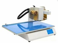 8025 Digital Automatic Foil Printer, Gold Foil Press Hot Printing Stamping 220V