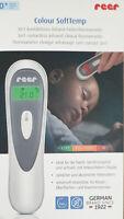 Reer Infrarot 3in1 Stirnthermometer Fieberthermometer kontaktlos Thermometer