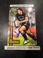 2010 NRL CHAMPIONS BASE CARD NO.193 BENJI MARSHALL WEST TIGERS