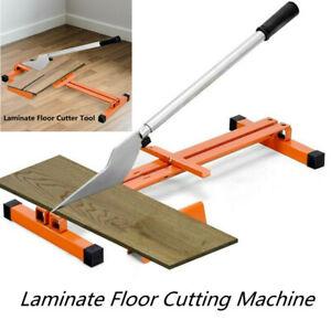 Laminate Flooring Cutter Machine Hand Operated Hybrid Plank Board Cutting Tool