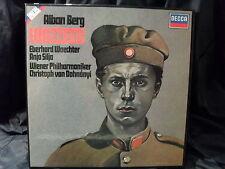 A. Berg - Wozzeck / von Dohnanyi    2 LP-Box