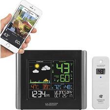 La Crosse Technology Wireless Wi-Fi Weather Station with Remote Monitoring
