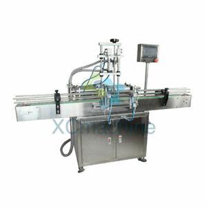 5-1000ml Double Head Automatic Liquid Filling Machine Shampoo Filling Machine