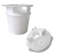 Poolrite Skimmer Package - Basket & Vacuum Plate S2500 MKll - Pool & Spa