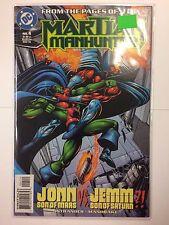 Martian Manhunter #4 Comic Book DC 1999