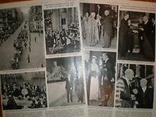 Photo Article Germany President Heuss visit UK 1958
