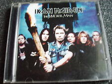 Iron Maiden-The Wicker Man Maxi CD-Made in Holland