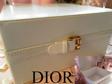 100%AUTHENTIC DIOR Jadore JEWEL~TRAVEL~BEAUTY FAUX LEATHER BAG CASE   SOLD-OUT