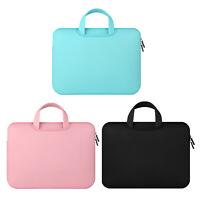 Sleeve Coque Pour Macbook Sacoche Pour Ordinateur Portable Modèle 3 Noir Sa X1F8