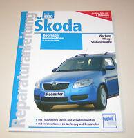 Reparaturanleitung Skoda Roomster - Typ 5J - ab Baujahr 2006 bis 2010