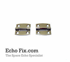 Roland Space Echo Lid Hinge Set for RE-201, RE-301, RE-501, RE-101 & RE-150