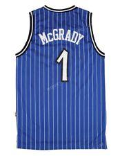 Orlando Magic Tracy McGrady #1 Blue Throwback Swingman Jersey