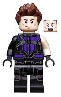 Marvel Universe Hero Block Minifigure HYDRA HAWKEYE **NEW** Custom Printed