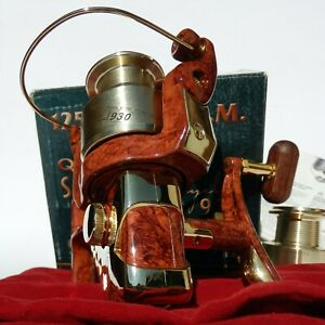 Dam Quick SpaceRoyal 930!!! Ultra-rare vintage Germany spinning reel alterollen