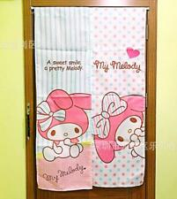 My melody pink Door Home Half Curtains window curtain anime gift new