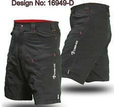 Mountain Bike shorts Summer Baggy short and Fitted Undershot MTB, DKBS-110