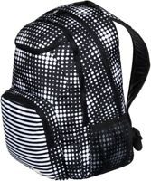 Roxy Shadow Swell Backpack in Anthracite Opticity