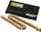 Pro Taper 520MX Chain 520 MX 120 Links GOLD 125c 250 350 450 530 CRF KXF YZF KTM