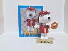 Cincinnati Reds Snoopy Peanuts Theme Package Rare Bobblehead NIB May 20 2018