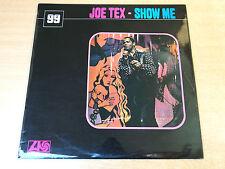 EX/EX- !! Joe Tex/Show Me/1970 Atlantic LP/Plum Label
