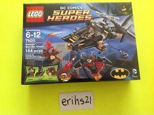 LEGO Superheroes 76011 Batman Man-Bat Attack - Night Wing - NEW & Sealed!