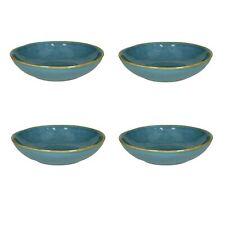 Set of 4 Rose and Tulipani Concerto Bowl 21cm - Blue