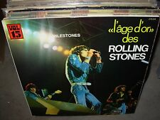 ROLLING STONES l'age d'or des vol 15 ( rock ) - france -