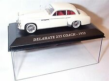 Delahaye 235 Coach in Cream 1952 1-43 scale  new in case