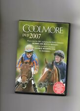 HORSE RACING DVD - COOLMORE 2008 - FEATURING DYLAN THOMAS & EXCELLENT ART