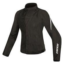 Moto Veste Textile Dainese LAGUNA SECA D1 LADY D-DRY couleur: Noir/Blanc Tai :