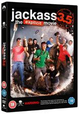Jackass 3.5 DVD (2011) Jason Acuña, Tremaine (DIR) cert 18 ***NEW*** Great Value
