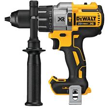 "DEWALT DCD996B Max XR 3 Speed 20V Li-Ion 1/2"" Cordless Brushless Hammer Drill"