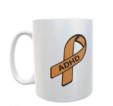 ADHD Mug 'RIBBON' Novelty ADHD Mental Health Awareness Gift Present