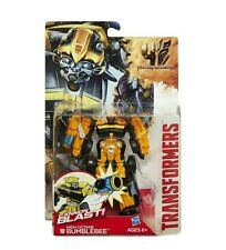 TRANSFORMERS AGE OF EXTINCTION BUMBLEBEE ULTRA RARE Cannon Blast EDITION NEW