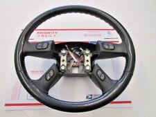 03-06 GMC Yukon Tahoe Suburban Steering Wheel Black OEM