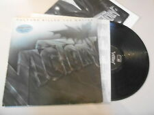 LP Metal Victory - Culture Killed The Native (11 Song) METRONOME / OIS +Poster