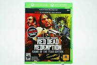Red Dead Redemption Game of the Year Edition: Xbox One/360  [Brand New]