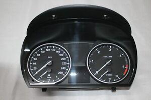 Original BMW 3er Touring E91 Tachymètre Instrument Combiné 1025350-86