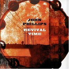 JOHN PHILLIPS CD REVIVAL TIME rare EX MAMAS & THE PAPAS